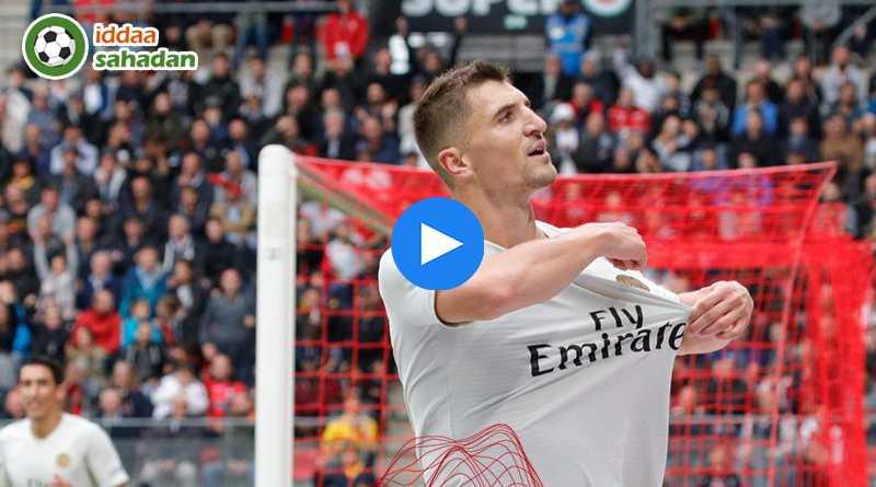 Rennes Paris Saint-Germain Özet