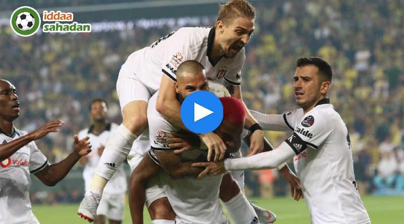 Fenerbahçe Beşiktaş Özet
