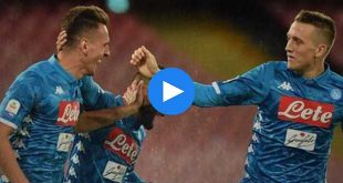 Udinese Napoli Özet