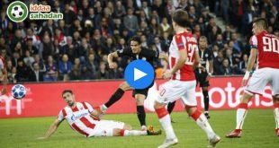 Paris Saint-Germain Crvena Zvezda Özet