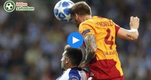 Porto Galatasaray Özet