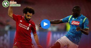 Napoli Liverpool Özet