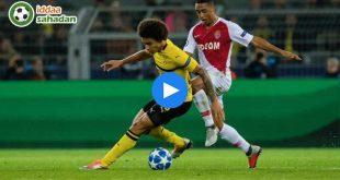 Borussia Dortmund Monaco Özet