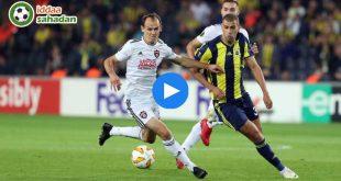 Fenerbahçe Spartak Trnava Özet
