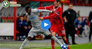 Lokomotiv Moscow Schalke 04 Özet