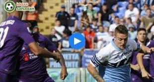 Lazio Fiorentina Özet