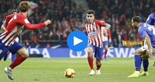Atletico Madrid Athletic Bilbao Özet