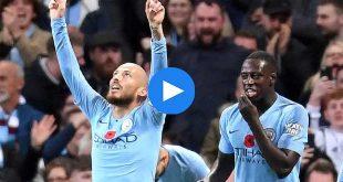 Manchester City Manchester United Özet