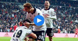 Beşiktaş Sivasspor Özet