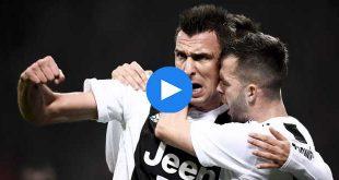 Milan Juventus Özet