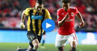 Benfica AEK Atina Özet