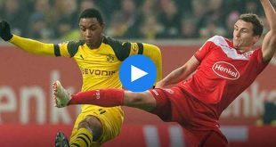 Fortuna Düsseldorf Borussia Dortmund Özet