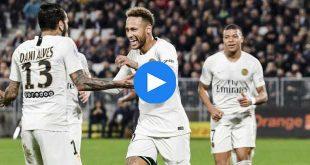 Bordeaux Paris Saint-Germain Özet