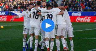 Huesca Real Madrid Özet
