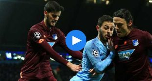 Manchester City Hoffenheim Özet