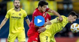 Villarreal Spartak Moscow Özet