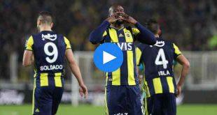 Fenerbahçe Göztepe Özet