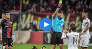 Bayer Leverkusen Krasnodar Özet