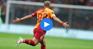 Galatasaray Antalyaspor Öze