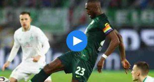 Wolfsburg Werder Bremen Özet