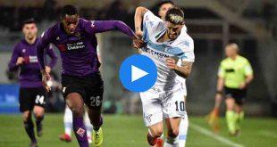 Fiorentina Lazio Özet