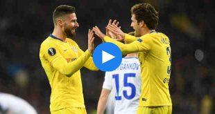 Dynamo Kiev Chelsea Özet