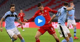 Bayern Münih Lazio Özet