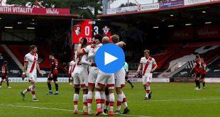 Bournemouth Southampton Özet