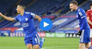 Leicester City Manchester United Özet