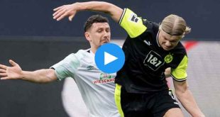Borussia Dortmund Werder Bremen Özet