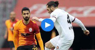 Galatasaray Fatih Karagümrük Özet