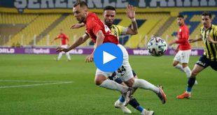 Fenerbahçe Gaziantep Özet