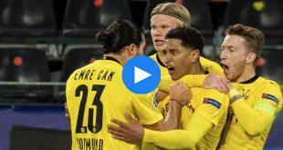 Borussia Dortmund Manchester City Özet