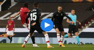 Manchester United Granada Özet