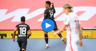 Bayer Leverkusen Köln Özet