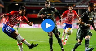 Granada Manchester United Özet
