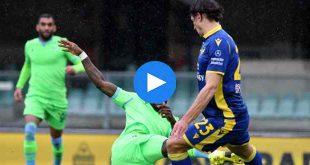 Hellas Verona Lazio Özet