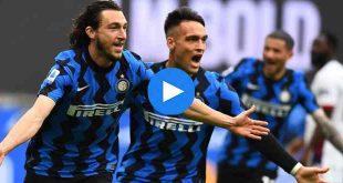Inter Cagliari Özet