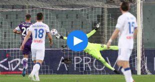 Fiorentina Atalanta Özet