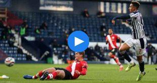 West Bromwich Southampton Özet