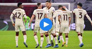 Ajax Roma Özet