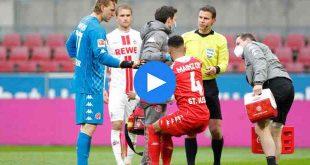 Köln Mainz 05 Özet