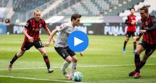 Mönchengladbach Eintracht Frankfurt Özet