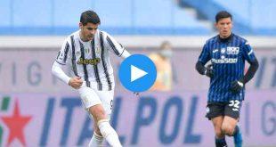 Atalanta Juventus Özet