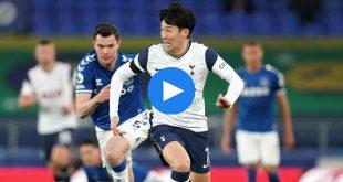 Everton Tottenham Özet
