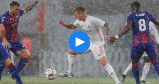 Real Madrid Eibar Özet
